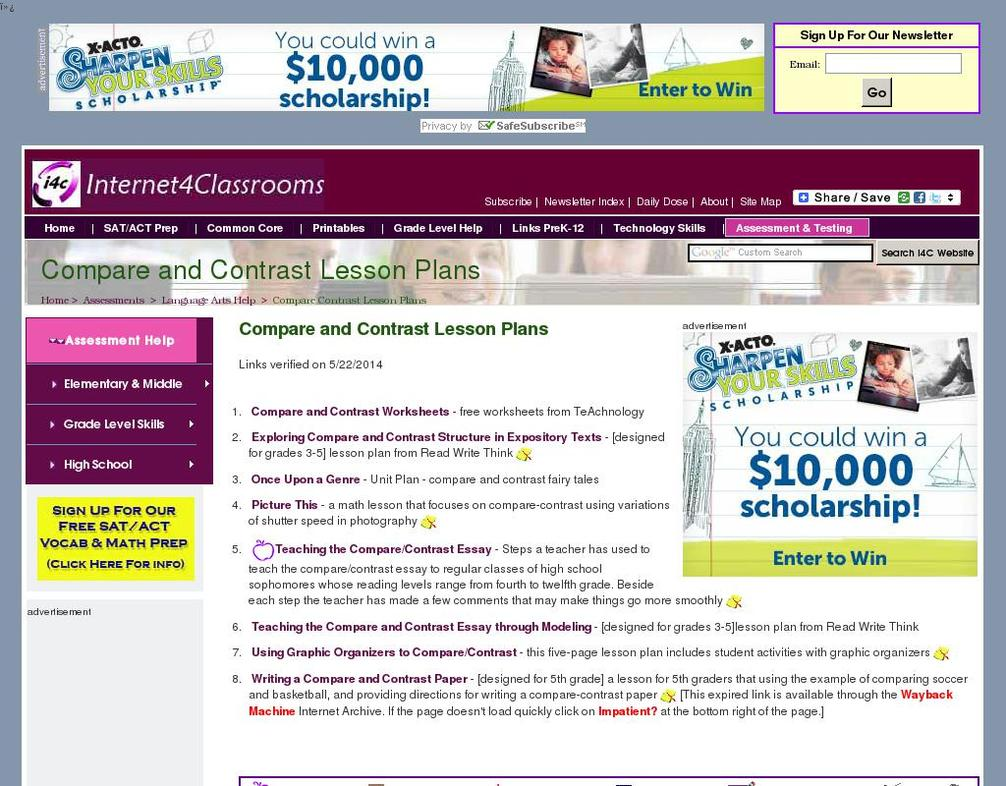 Workbooks teach-nology.com worksheets : lesson plan ‹ OpenCurriculum