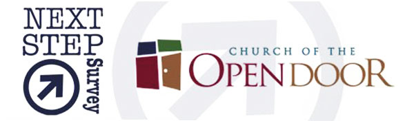 Next Step Survey Church Of The Open Door