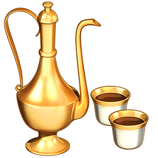 Arabic Coffee Set (1)