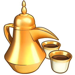 Arabic Coffee Set (2)