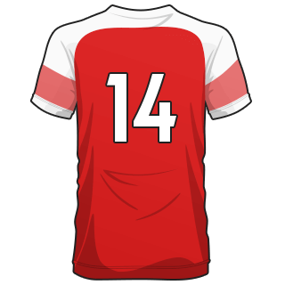 نادي  أرسنال - رقم 14