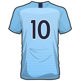 Manchester City - 10