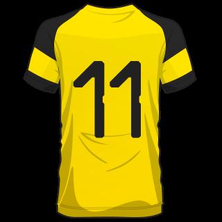 نادي بوروسيا دورتموند - رقم 11