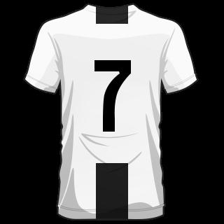 نادي يوفنتوس - رقم 7