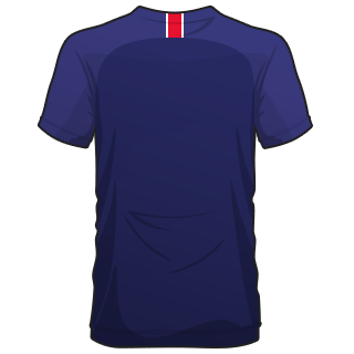 Paris Saint Germain - Plain