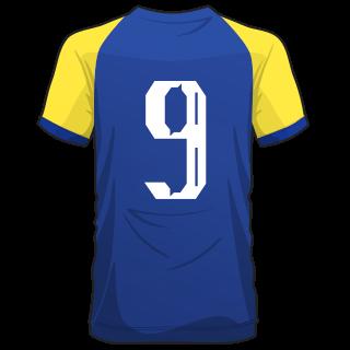 نادي النصر السعودي - رقم 9
