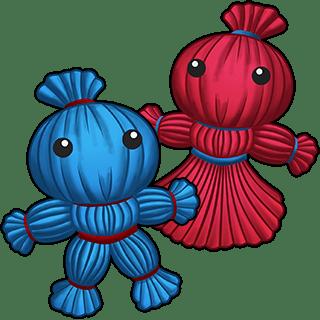 Nenette & Rintintin