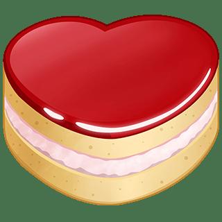 Heart Cake +50% EXTRA REP NOW