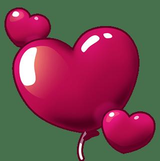 Heart Balloons +50% EXTRA REP NOW