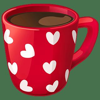 Heart Mug +50% EXTRA REP NOW