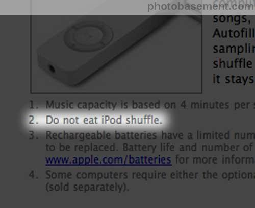 Apple covers all the bases [PIC]