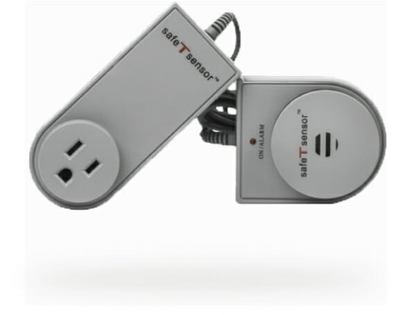 Safe T Sensor™ product that helps prevent costly nuisance alarms and enhanced microwave fire safety