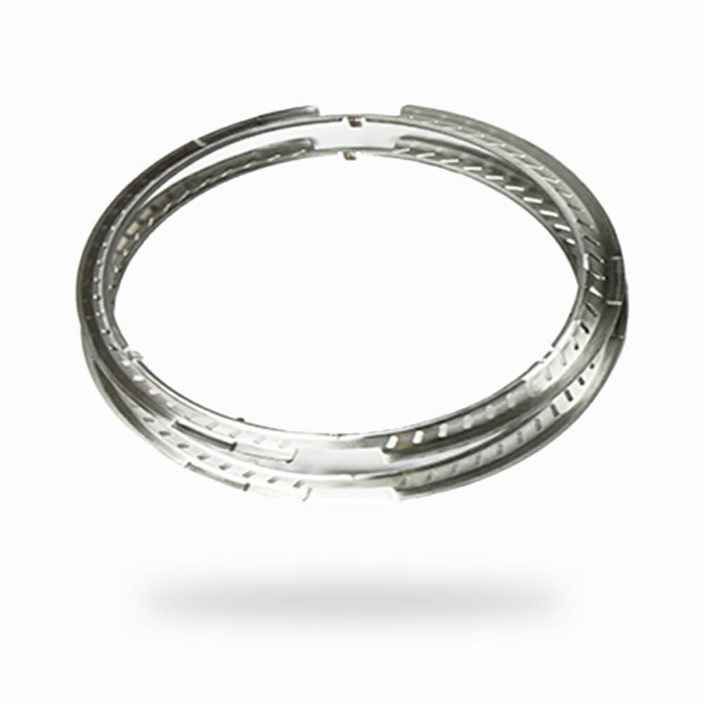 SmartBurner™ low profile ring replacement set