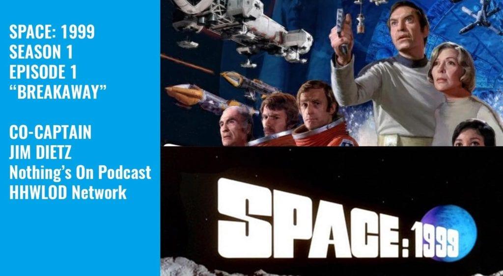 Old Space Show Breakaway
