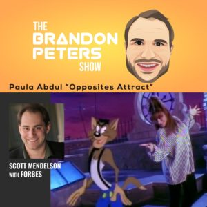 The Brandon Peters Show Closing Song ep001 Scott Mendelson Opposites Attract