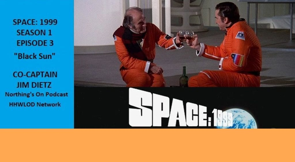 Old Space Show Space 1999 Black Hole