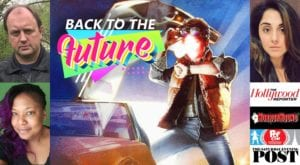 The Brandon Peters Show: Back to the Future 90s Remake