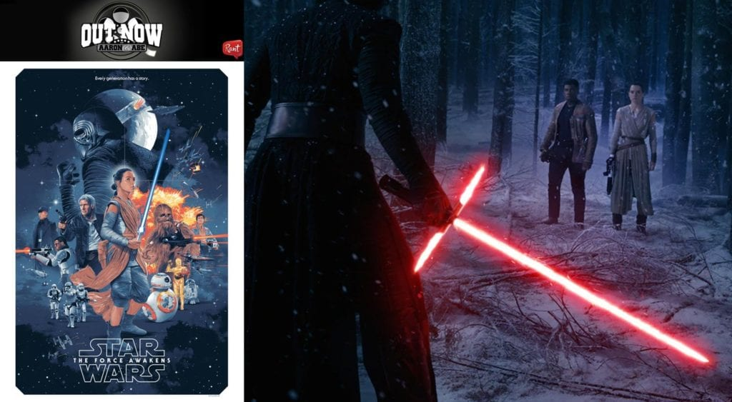 Out Now Commentary - The Force Awakens