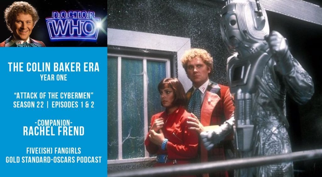 Old Space Show: Dr Who: Attack of the Cybermen