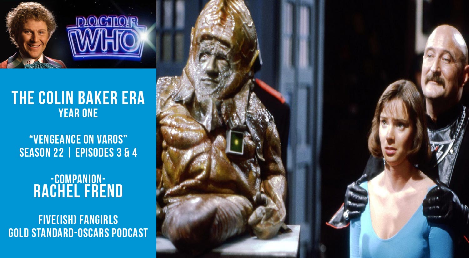 Old Space Show: Dr Who Vengeance on Varos-featured