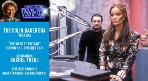 Old Space Show: Dr Who: Mark of the Rani