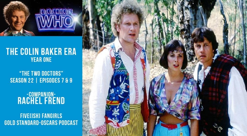 Old Space Show: The Two Doctors