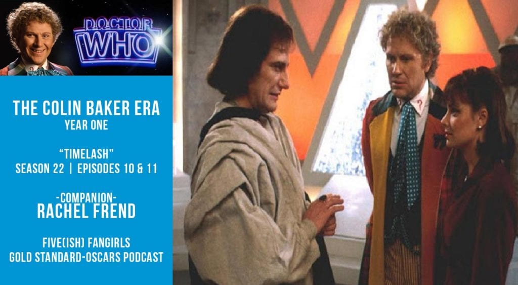 Old Space Show: Dr Who: Timelash