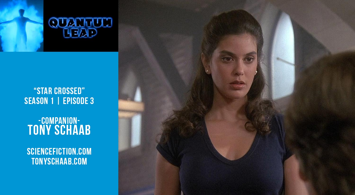 "Old Space Show: Quantum Leap ""Star Crossed"""