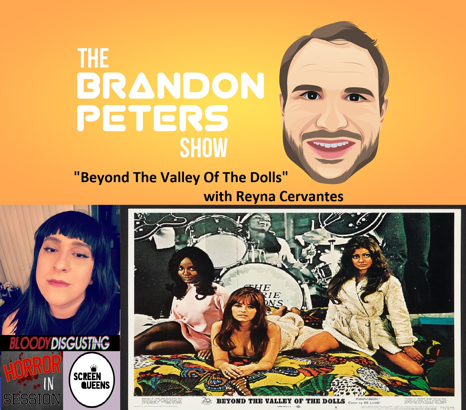 Beyond The Valley Of The Dolls (1970) with Reyna Cervantes