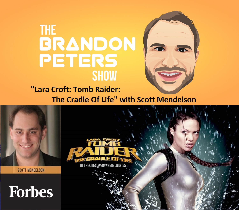 Lara Croft Tomb Raider - The Cradle Of Life with Scott Mendelson