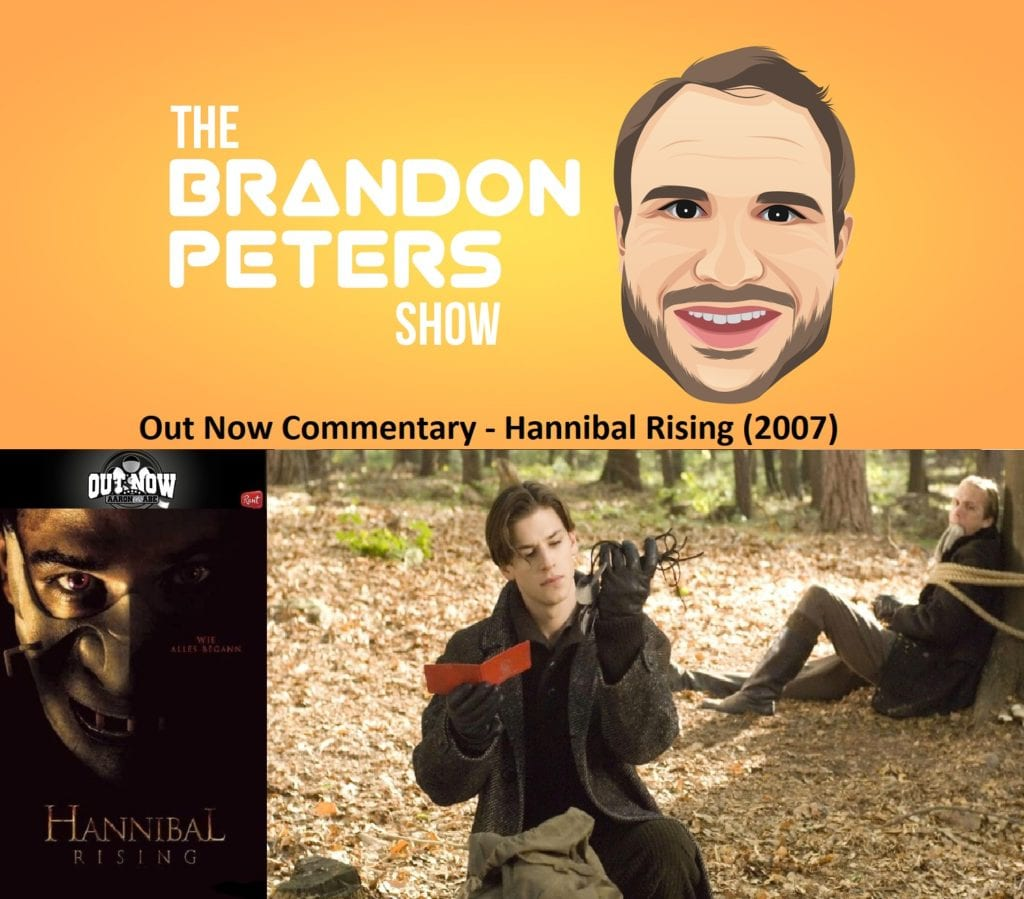 Out Now Commentary Hannibal Rising