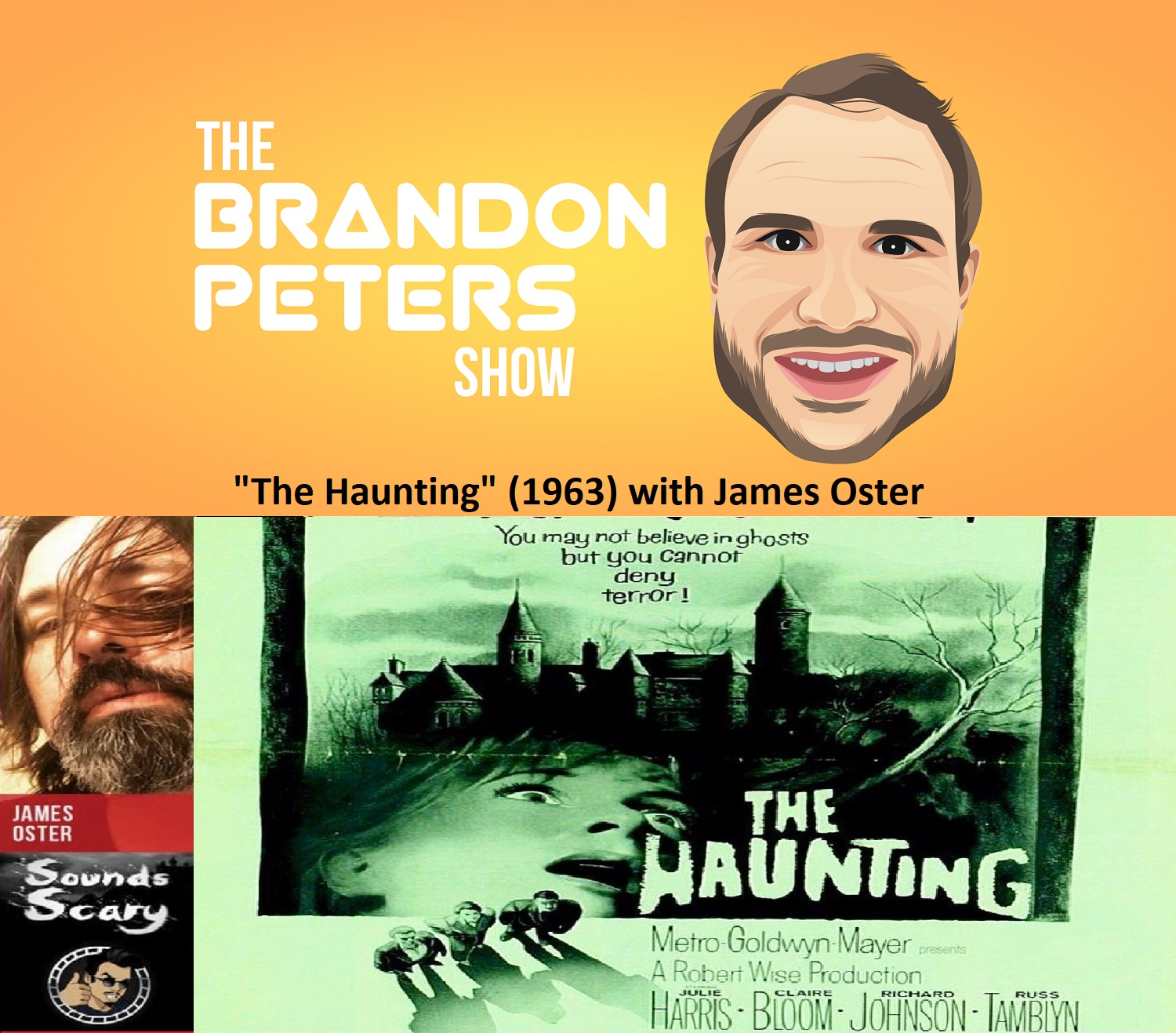 The Haunting (1963) with James Oster