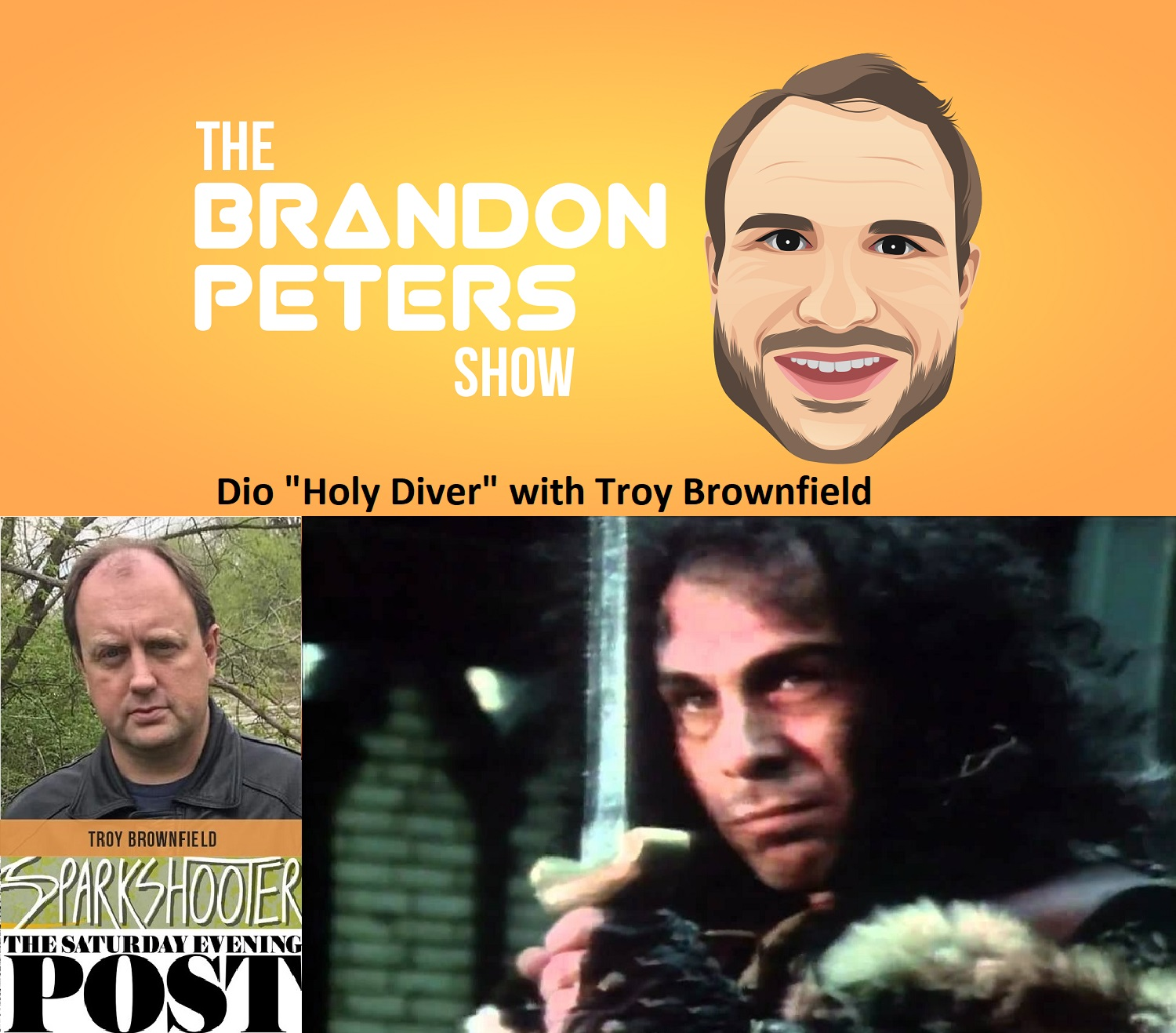 """Closing With A Song """"Holy Diver"""" by Dio with Troy Brownfield"""