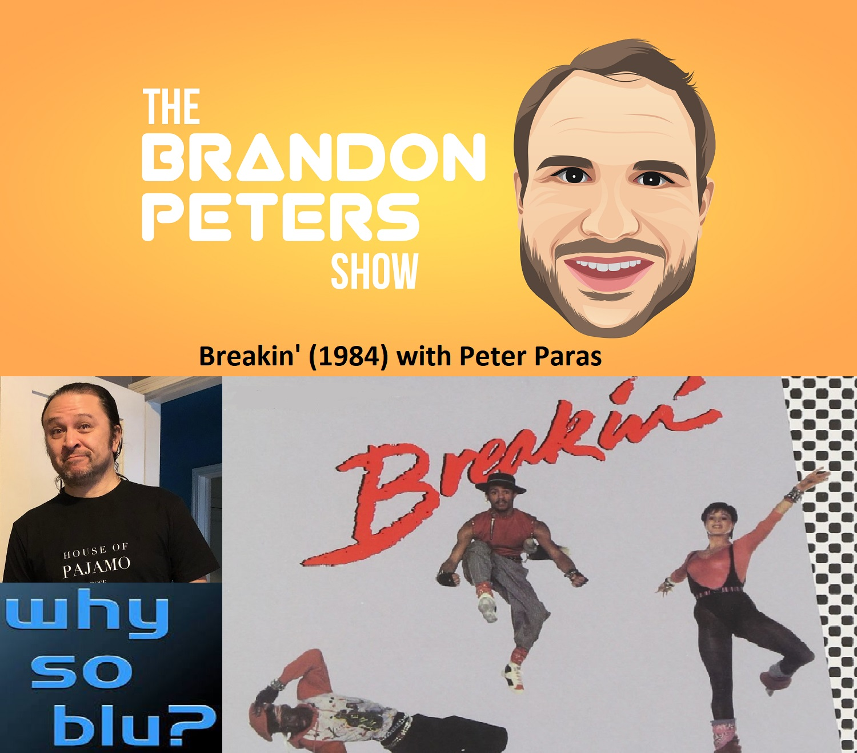 Breakin' (1984) with Peter Paras