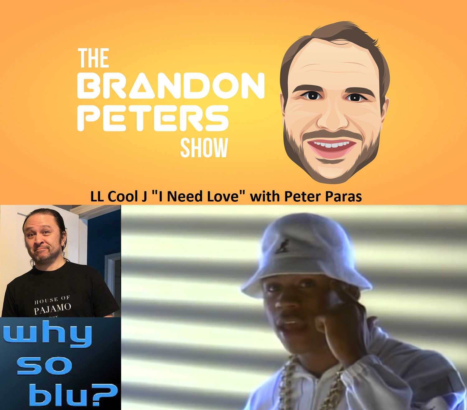 """Closing With A Song """"I Need Love"""" by LL Cool J with Peter Paras"""
