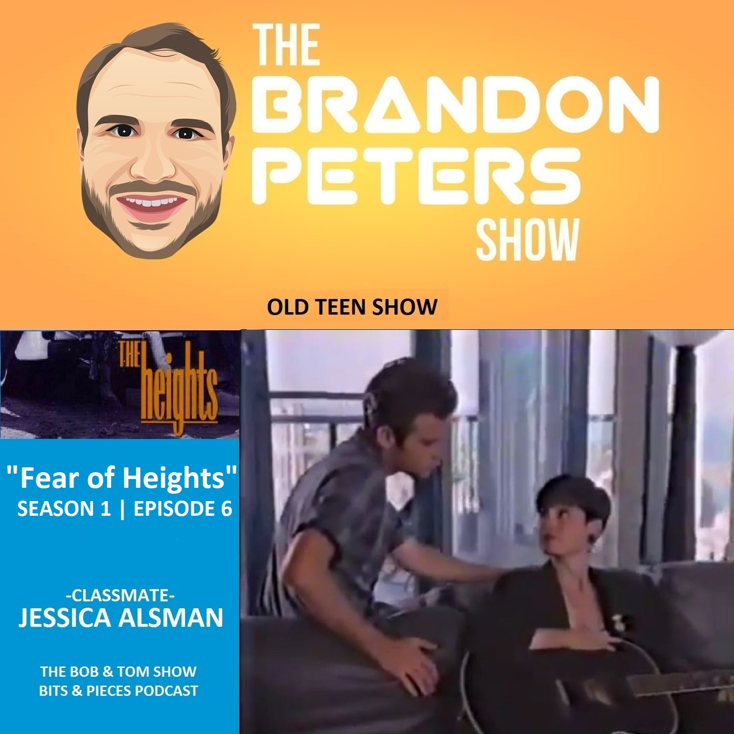 """Old Teen Show: The Heights """"Fear of Heights"""""""