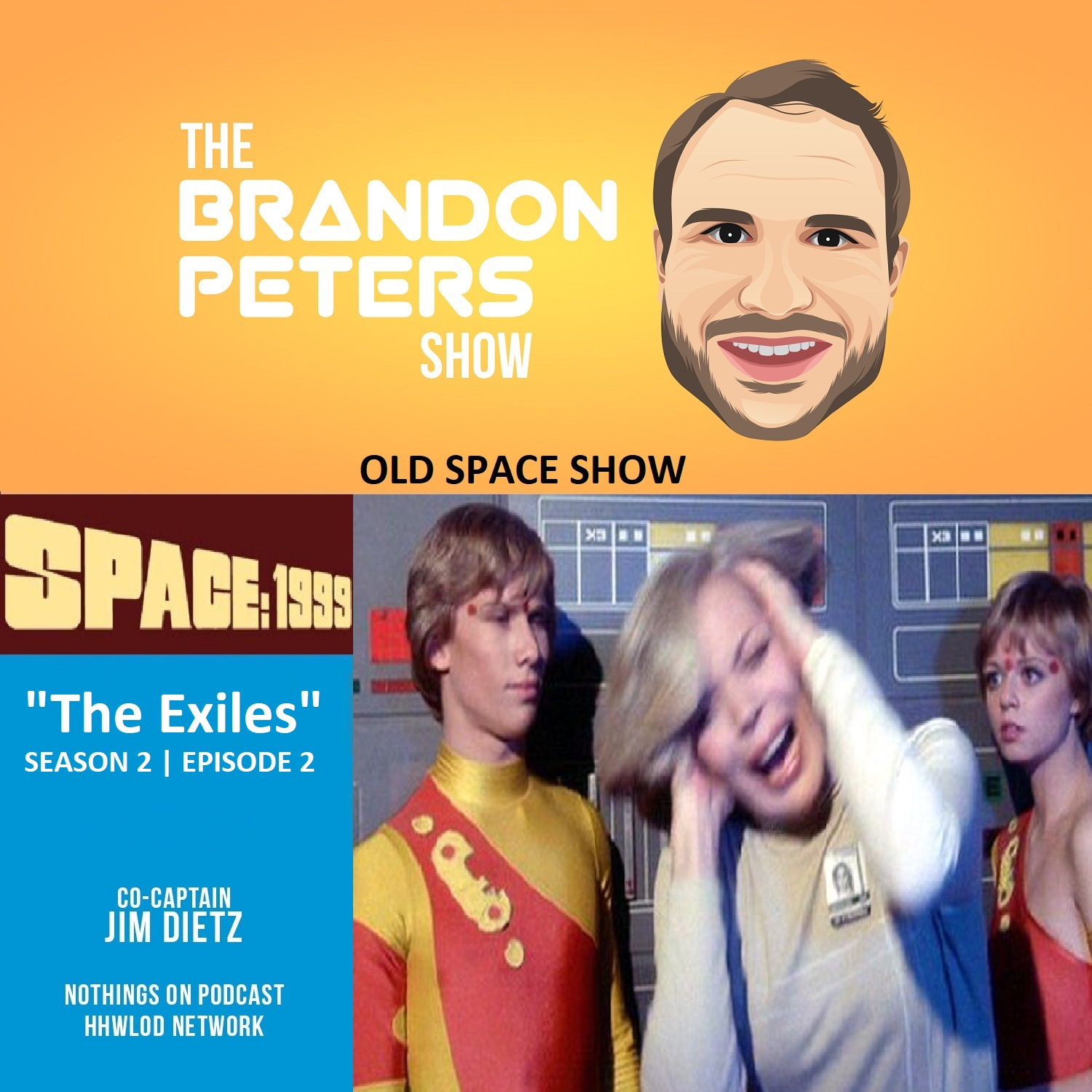 """Old Space Show: Space: 1999 """"The Exiles"""""""