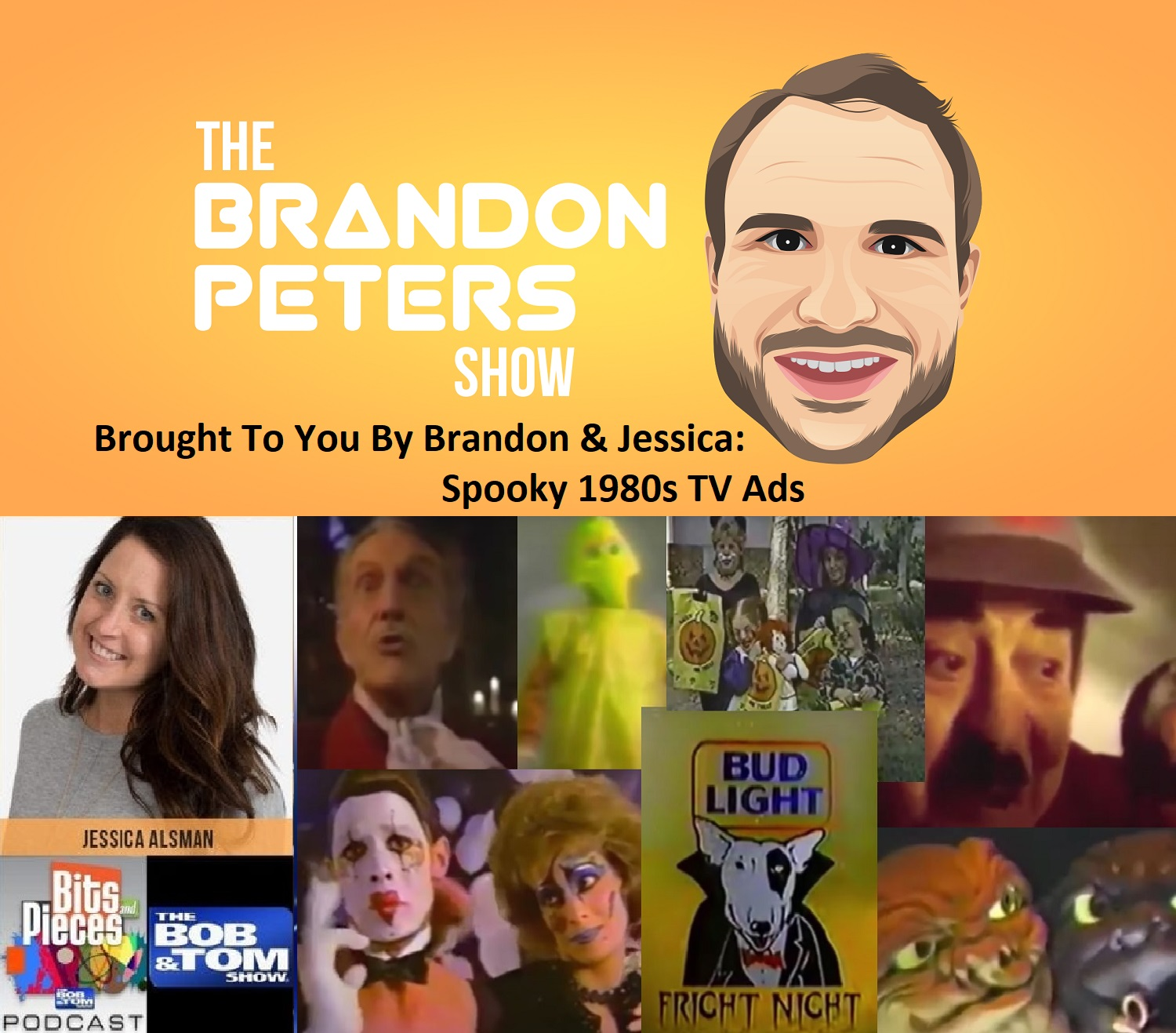 Brought To You By Brandon & Jessica: Spooky 1980's TV Ads