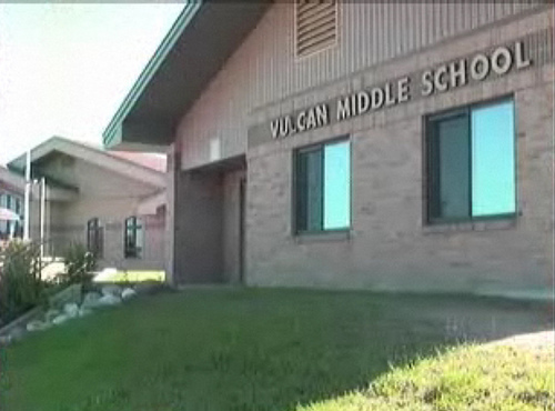 Norway Vulcan Middle School