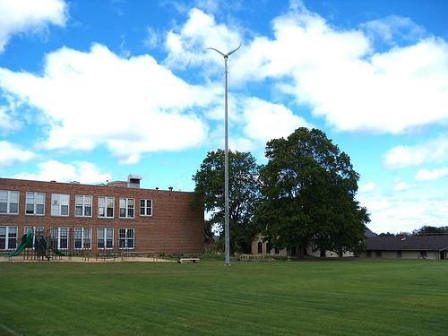 Burt Township School