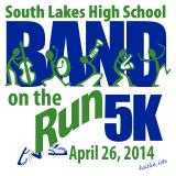 2014 Band on the Run 5k