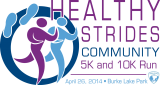 2014 Healthy Strides Community 5k/10k