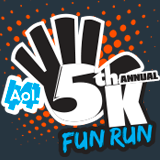 5th Annual AOL 5k and Fun Run