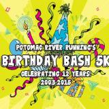 2015 Potomac River Running's Birthday Bash 5k