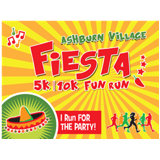 2015 Ashburn Village Fiesta 5k/10k/Fun Run