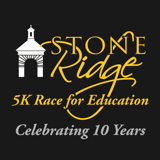 2015 Stone Ridge 5k Race for Education