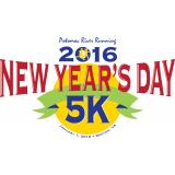 2016 New Year's Day 5K