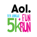 6th Annual AOL 5k and Fun Run