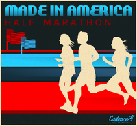 Register for 2019 Made in America 1/2 Marathon