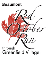 2018 Beaumont Red October Run through Greenfield Village